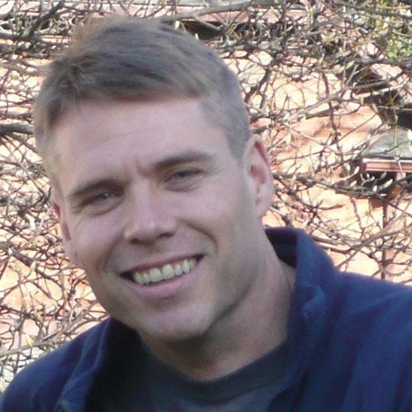Portrait of Mike Leuty