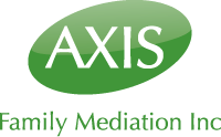 AXIS Family Mediation Inc. Retina Logo