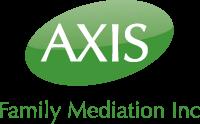 AXIS Family Mediation Inc. Logo