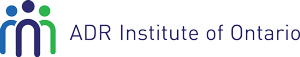 ADR Institute of Ontario logo